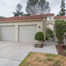 Rental info for 3604 Fallon Circle in the Carmel Valley area