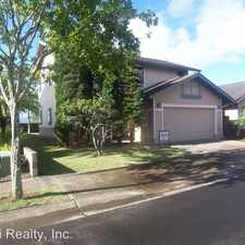 Rental info for 95-1013 AAHU St
