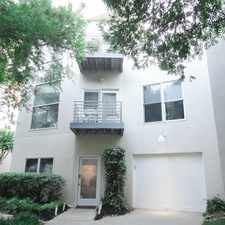 Rental info for Beautiful Townhome In Gated Brookhaven Community! in the Atlanta area