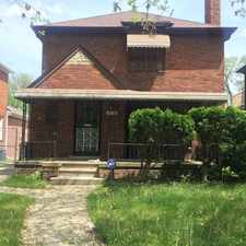 Rental info for 17330 Greenlawn Avenue in the Bagley area
