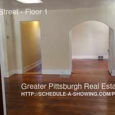 Rental info for 98 Sterrett Street in the Oakwood area