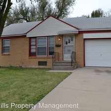 Rental info for 1739 N. Bluff - 1739 Bluff