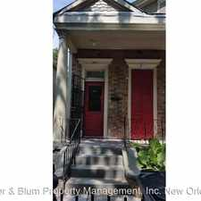 Rental info for 619/622/626 Washington Ave. in the New Orleans area