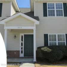 Rental info for 4315 Reed Ct