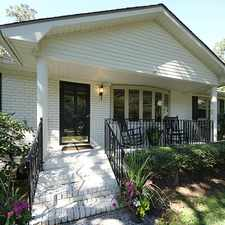 Rental info for Hobcaw Point- Renovated Home in the Mount Pleasant area