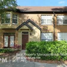 Rental info for 6384 Raleigh St. in the Orlando area