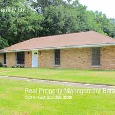Rental info for 13702 Gentilly Dr. in the Baton Rouge area