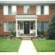 Rental info for Stephenson House in the Madison Heights area