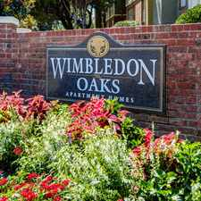 Rental info for Wimbledon Oaks in the Arlington area