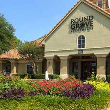 Rental info for Round Grove in the Lewisville area