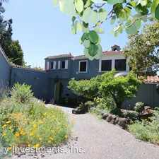 Rental info for Hillcrest Road in the Oakland area