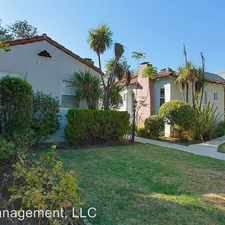 Rental info for 497 - 509 N Madison Ave in the Pasadena area