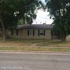 Rental info for 2007 31st Street in the Lubbock area