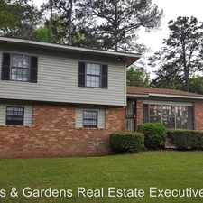 Rental info for 2852 Conniston Drive