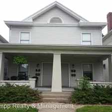 Rental info for 807 East Maple Street - 807-A in the 47130 area