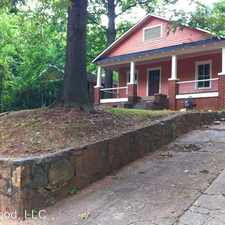 Rental info for 1341 Miller Reed Ave in the Chosewood Park area