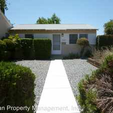 Rental info for 17603 Kingsbury St in the Granada Hills area