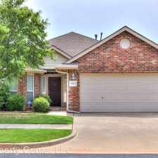 Rental info for 17621 Cobalt Ave in the Oklahoma City area