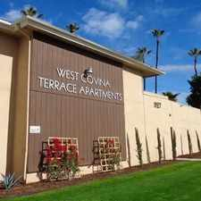 Rental info for West Covina Terrace Apartments