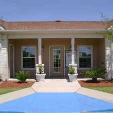 Rental info for Portside Villas Apartments in the Corpus Christi area