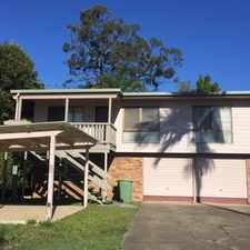 Rental info for Handy high set close to all amenities in the Brisbane area