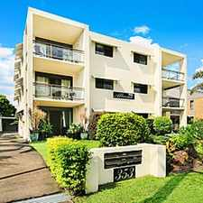 Rental info for Stunning River Views from the Balcony in the Sunshine Coast area