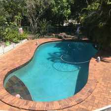 Rental info for Spacious Family Home with Sparkling Inground Pool in the Capalaba area