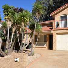 Rental info for Private Duplex in the Wollongong area