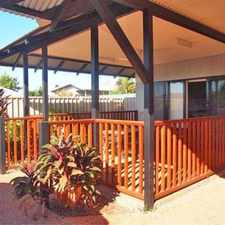 Rental info for Quiet Modern Villa with 2 Weeks FREE in the Broome area