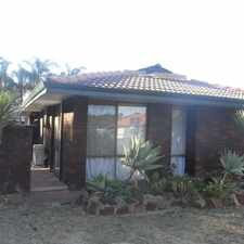 Rental info for Call Now for a Viewing Time That Suits YOU!!! in the Perth area