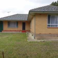 Rental info for Updated 3 bedroom home-pets negotiable- great location in the Gilles Plains area