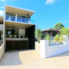 Rental info for Modern Living Masterpiece in the Sydney area