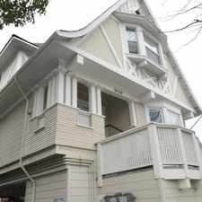 Rental info for 3109-3111 Telegraph Ave. in the Oakland area