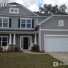 Rental info for Five+ Bedroom In Charleston County