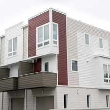 Rental info for The Milton Townhouses