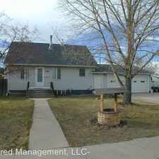 Rental info for 1308 Diamond Ave. in the Cheyenne area