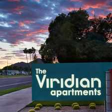 Rental info for The Viridian