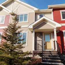 Rental info for 5932 Mullen Way in the Terwillegar South area