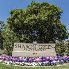 Rental info for Sharon Green Apartments