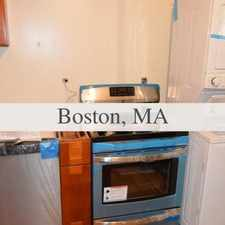 Rental info for Apartment For Rent In Boston. in the Ashmont area