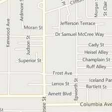 Rental info for Great Central Location 3 Bedroom, 1 Bath. $675/mo in the 19th Ward area
