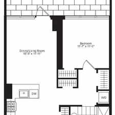 Rental info for $6480 1 bedroom Apartment in Capitol Hill in the Washington D.C. area