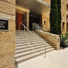 Rental info for FOR LEASE - Luxury Condo in the Heart of Downtown in the Austin area