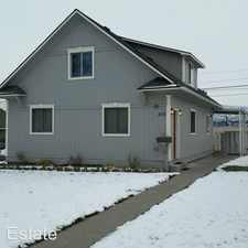 Rental info for 309 N. Emerson in the Wenatchee area