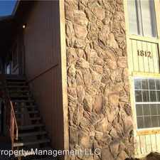 Rental info for 1812 Fulstone Way in the North Las Vegas area
