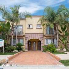 Rental info for 3729 Clarington Ave. in the Palms area