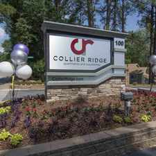 Rental info for Collier Ridge