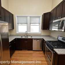 Rental info for 1847 W. Melrose Unit #1 in the Roscoe Village area