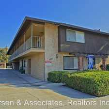 Rental info for 6012 #D TEMPLE CITY BLVD.