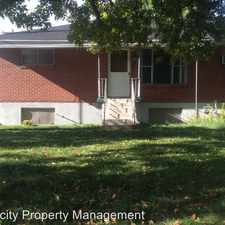 Rental info for 484 38th Street